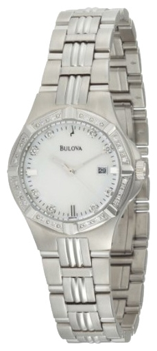 Wrist watch Bulova 96R136 for women - picture, photo, image