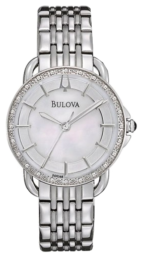 Wrist watch Bulova 96R146 for women - picture, photo, image