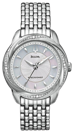 Wrist watch Bulova 96R153 for women - picture, photo, image