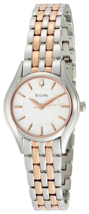 Wrist watch Bulova 98L143 for women - picture, photo, image