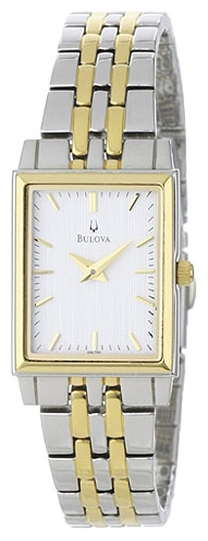 Wrist watch Bulova 98L146 for women - picture, photo, image