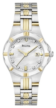 Wrist watch Bulova 98P116 for women - picture, photo, image