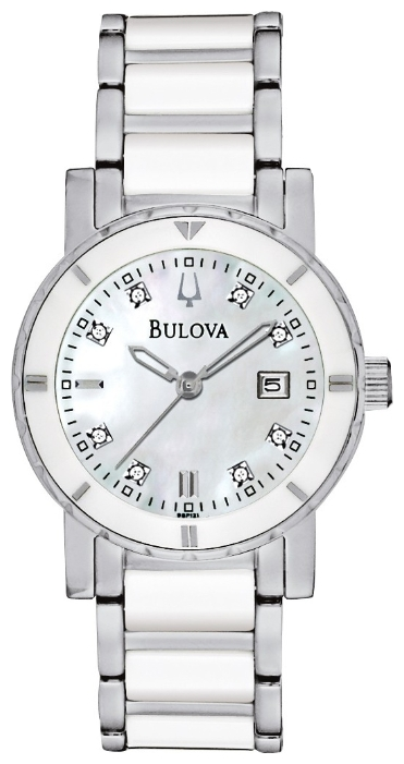 Wrist watch Bulova 98P121 for women - picture, photo, image