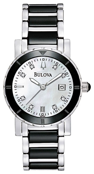 Wrist watch Bulova 98P122 for women - picture, photo, image