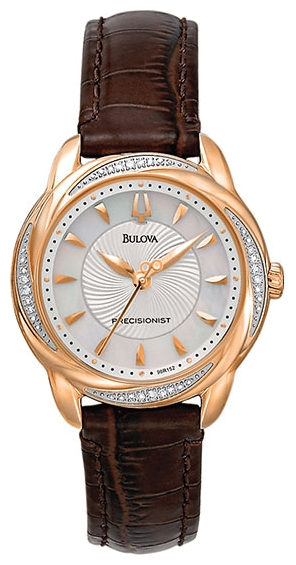Wrist watch Bulova 98R152 for women - picture, photo, image
