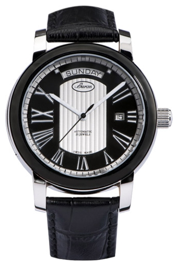 Wrist watch Buran B34-129-8-586-0 for Men - picture, photo, image