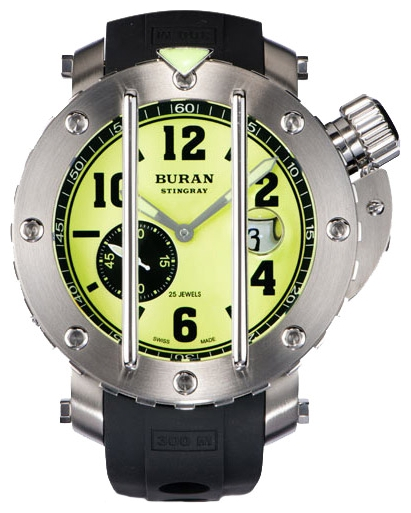 Wrist watch Buran B50-104-7-521-2 for Men - picture, photo, image