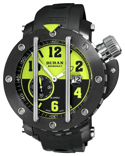 Wrist watch Buran B50-104-8-522-2 for Men - picture, photo, image