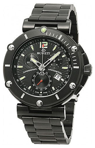 Wrist watch Burett B4203BBSA for Men - picture, photo, image