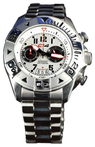 Wrist watch Carbon14 W1.6 for Men - picture, photo, image
