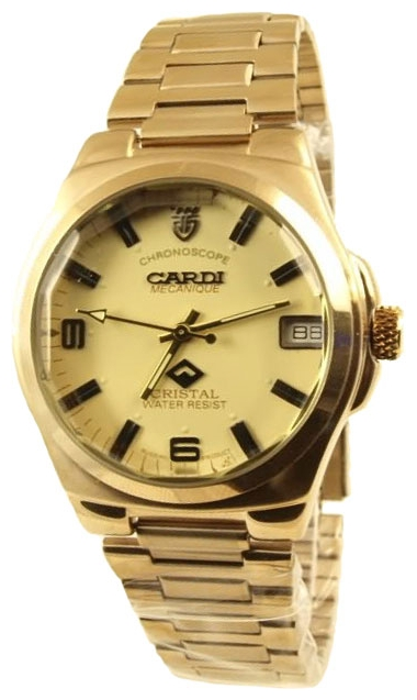 Wrist watch Cardi 41906-47-9 for Men - picture, photo, image