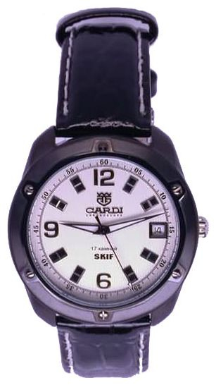 Wrist watch Cardi 88202-12-3 for Men - picture, photo, image
