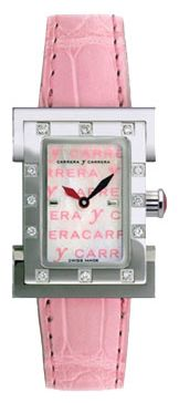 Wrist watch Carrera y carrera DC0041212 020 for women - picture, photo, image