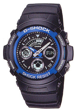 Wrist watch Casio AW-591-2A for Men - picture, photo, image