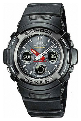 Wrist watch Casio AWG-101-1A for Men - picture, photo, image