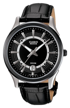 Wrist watch Casio BEM-119BL-1A for Men - picture, photo, image