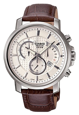 Wrist watch Casio BEM-506L-7A for men - picture, photo, image