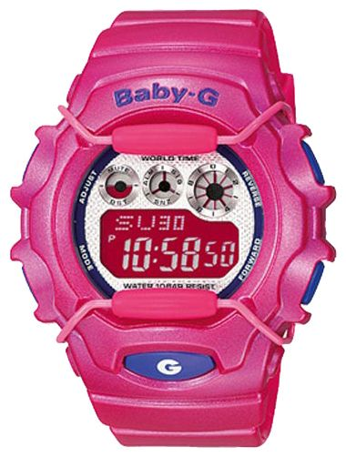 Wrist watch Casio BG-1006SA-4A for women - picture, photo, image