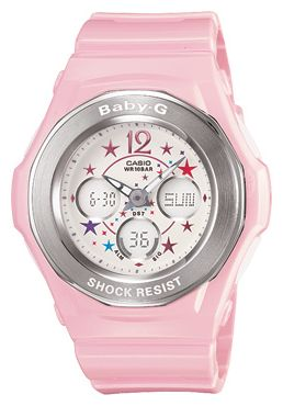 Wrist watch Casio BGA-104-4B for children - picture, photo, image