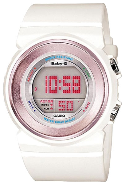 Wrist watch Casio BGD-100-7C for children - picture, photo, image