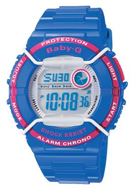 Wrist watch Casio BGD-120P-2E for women - picture, photo, image