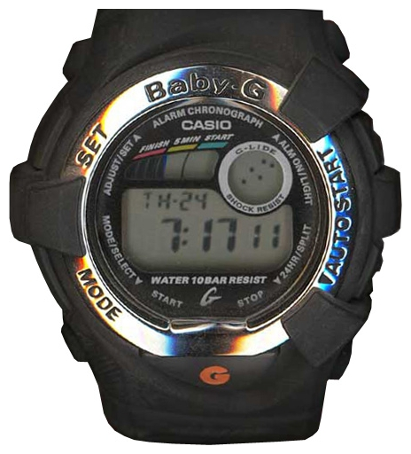 Wrist watch Casio BGX-170V-1T for children - picture, photo, image