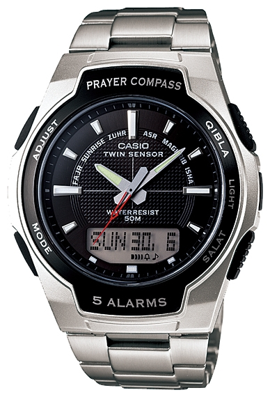Wrist watch Casio CPW-500HD-1A for Men - picture, photo, image
