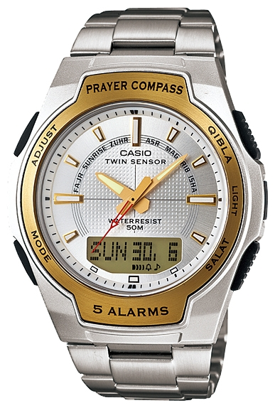Wrist watch Casio CPW-500HD-7A for Men - picture, photo, image