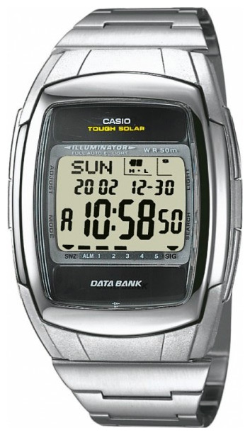 Wrist watch Casio DB-E30D-1A for Men - picture, photo, image