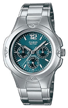 Wrist watch Casio EF-302D-2A for Men - picture, photo, image