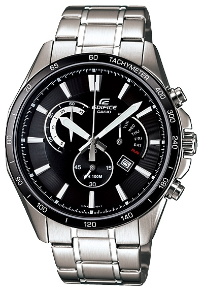 Wrist watch Casio EFR-510D-1A for Men - picture, photo, image