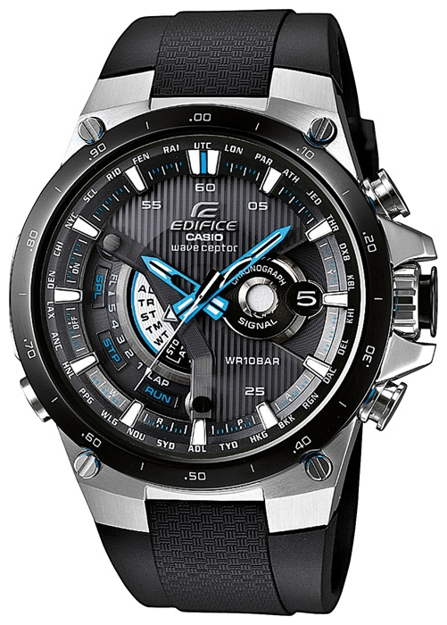 Wrist watch Casio EQW-A1000B-1A for Men - picture, photo, image