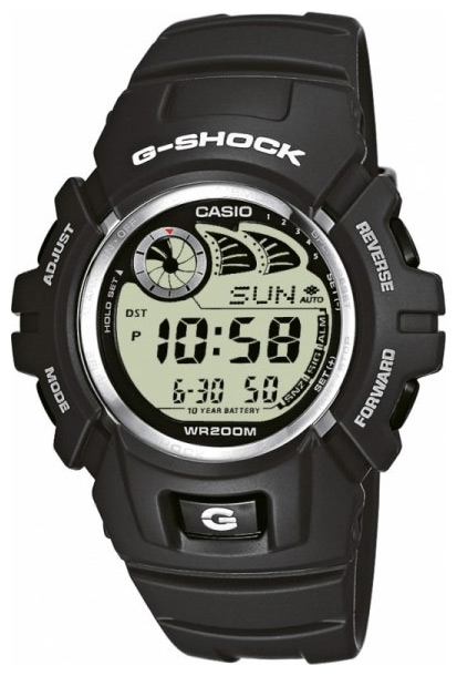 Wrist watch Casio G-2900F-8V for Men - picture, photo, image