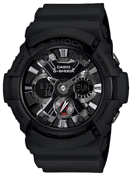 Wrist watch Casio GA-201-1A for Men - picture, photo, image