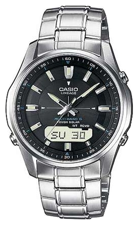 Wrist watch Casio LCW-M100DSE-1A for Men - picture, photo, image