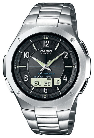 Wrist unisex watch Casio LCW-M160D-1A2 - picture, photo, image