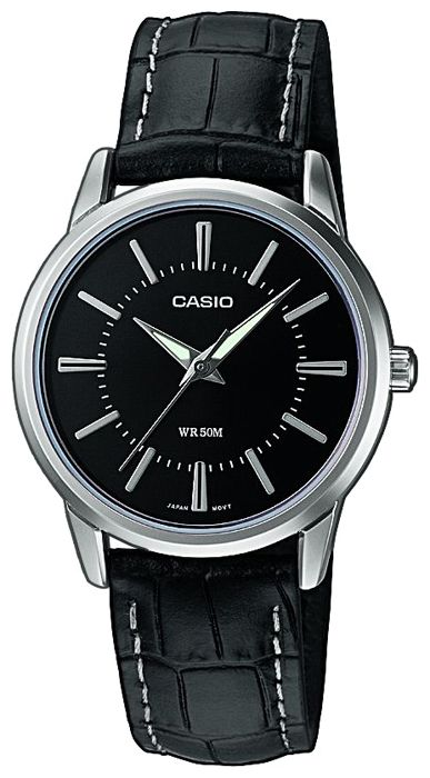 Wrist watch Casio LTP-1303L-1A for women - picture, photo, image
