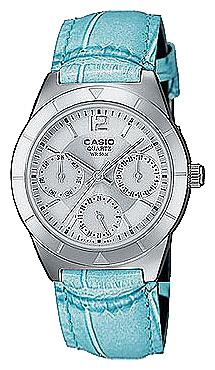 Wrist watch Casio LTP-2069L-7A2 for women - picture, photo, image