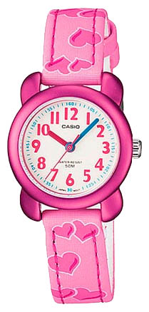 Wrist watch Casio LTR-12B-4B2 for children - picture, photo, image