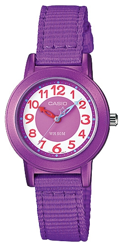 Wrist watch Casio LTR-17B-6B for children - picture, photo, image