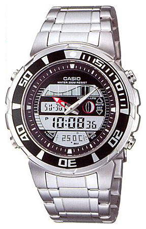 Wrist watch Casio MDV-701D-1A1 for Men - picture, photo, image