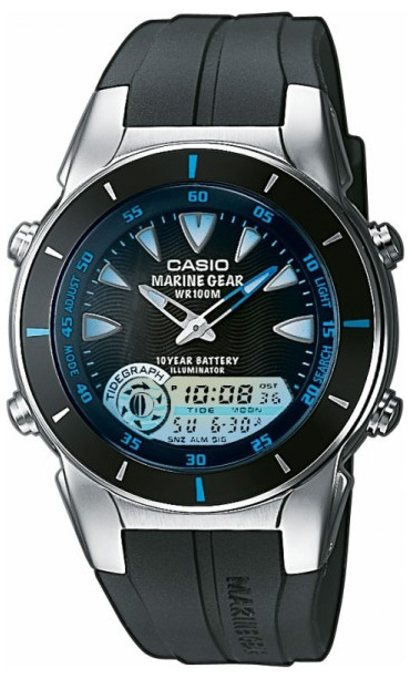 Wrist watch Casio MRP-700-1A for Men - picture, photo, image