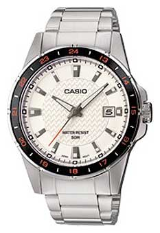 Wrist watch Casio MTP-1290D-7A for Men - picture, photo, image
