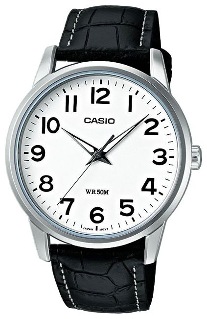 Wrist watch Casio MTP-1303L-7B for Men - picture, photo, image