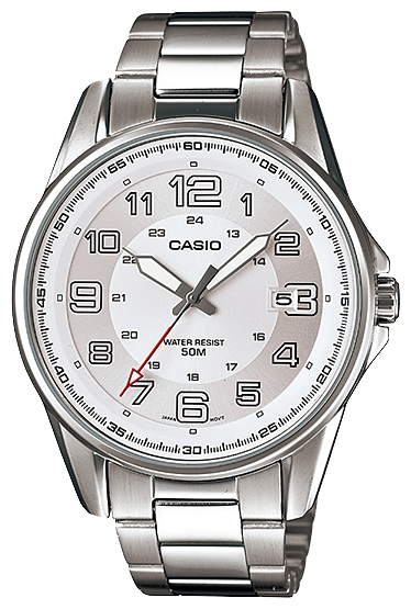 Wrist watch Casio MTP-1372D-7B for Men - picture, photo, image