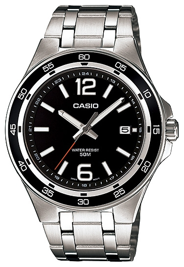 Wrist watch Casio MTP-1373D-1A for Men - picture, photo, image