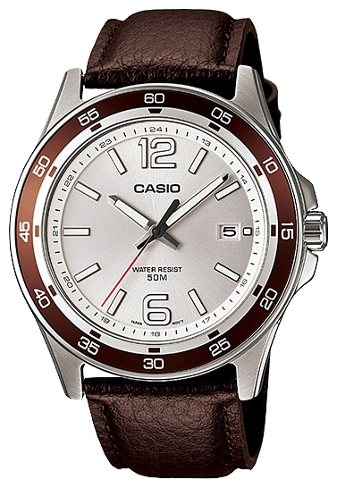 Wrist watch Casio MTP-1373L-7A for Men - picture, photo, image