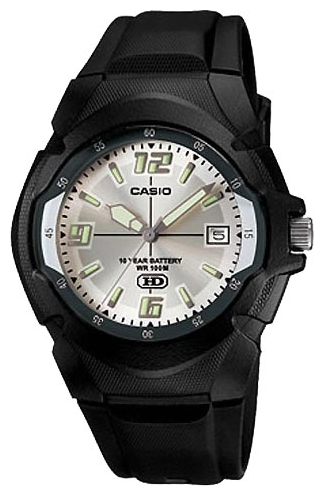 Wrist watch Casio MW-600F-7A for men - picture, photo, image