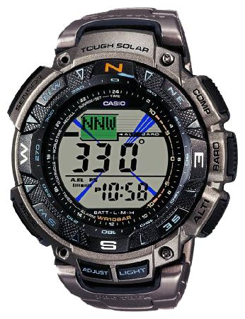 Wrist watch Casio PRG-240T-7E for Men - picture, photo, image