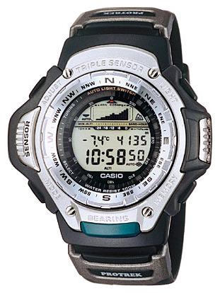 Wrist watch Casio PRT-41-1V for men - picture, photo, image